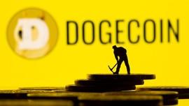 Harga Uang Kripto Rontok, Dogecoin dan Ethereum Paling Parah