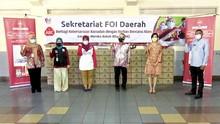 Berbagi Kebersamaan Ramadan, ABC Bantu Korban Bencana