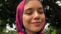 <p>Kini, Isabael telah beranjak dewasa. Penampilan gadis keturunan Indonesia-Denmark ini pun berhasil mencuri perhatian netizen. (Foto: Instagram @isabel_azhari)</p>