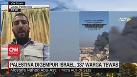 VIDEO: Palestina Digempur Israel, 137 Warga Tewas