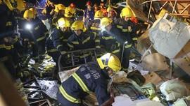 FOTO: Porak-poranda Dua Provinsi China Dihantam Tornado