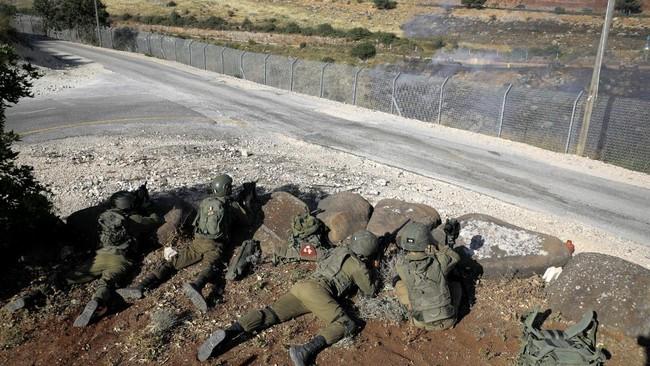 Israel Tembaki Pedemo Libanon Pro-Palestina, 1 Orang Tewas
