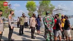 VIDEO: Perahu Terbalik di Waduk Kedungombo, 9 Orang Hilang