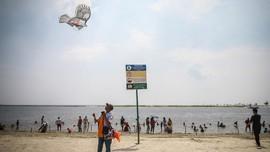 Ancol Dibuka Lagi, Pengunjung Dilarang Berenang