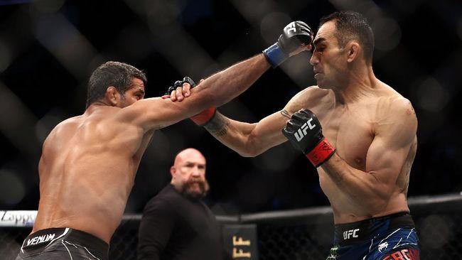 Pernyataan mengejutkan dilontarkan Beneil Dariush setelah menaklukkan Tony Ferguson di UFC 262.