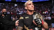 Charles Oliveira, Jago Submission Raja Baru Kelas Ringan UFC
