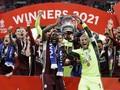 FOTO: Leicester City Juara Piala FA, Chelsea Menderita
