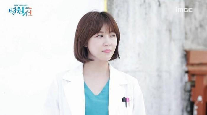 Ha Ji Won - Hospital Ship / foto: facebook.com/mbcdramanow