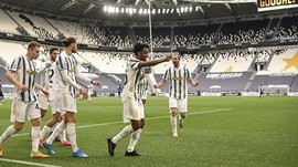 FOTO: Juventus Hajar Inter Demi Tiket Liga Champions