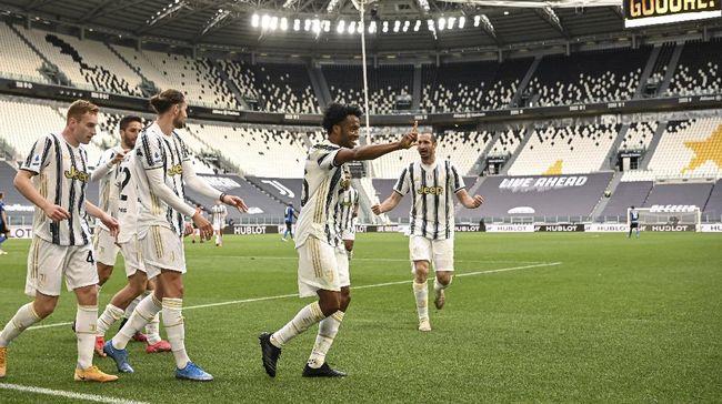 Juventus yang kini di ujung tanduk dalam berburu tiket Liga Champions bisa berharap kepada Atalanta pada pekan terakhir Liga Italia.