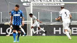 Kalahkan Inter, Juventus Buka Peluang ke Liga Champions