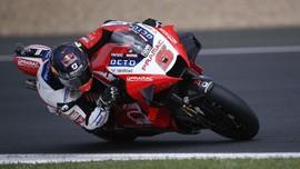 Hasil Kualifikasi MotoGP Jerman: Zarco Pole, Marquez Kelima