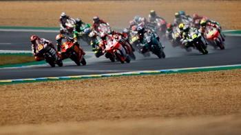 Hasil Moto3 Prancis: Andi Gilang Rebut Poin