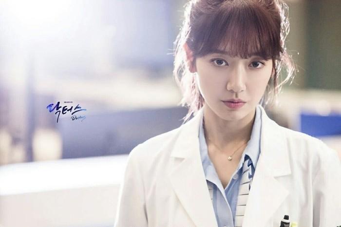 Park Shin Hye - The Good Doctor / foto: instagram.com/sbsdrama.official