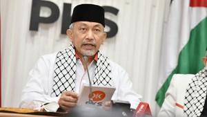PKS Minta DPR-MPR Galang Dukungan untuk Palestina