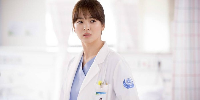 Song Hye Kyo - Descendant of The Sun / foto: twitter.com/allkpop