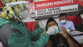 11 Hari Arus Balik, 834 Orang Masuk Jakarta Positif Covid-19