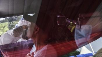 10 Pemudik Balik ke Jakarta Positif Covid Langsung Diisolasi