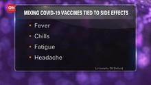 VIDEO: Mencampur Vaksin Covid-19 Timbulkan Efek Samping