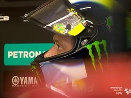 VIDEO: Detik-detik Rossi Rebut Start 9 MotoGP Prancis