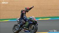VIDEO: Quartararo Rebut Pole MotoGP Prancis 2021