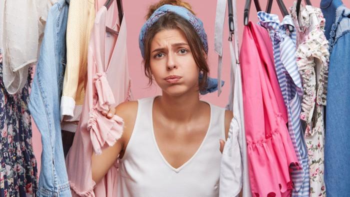 Say No to Baju Berantakan dengan 6 Tips Berikut