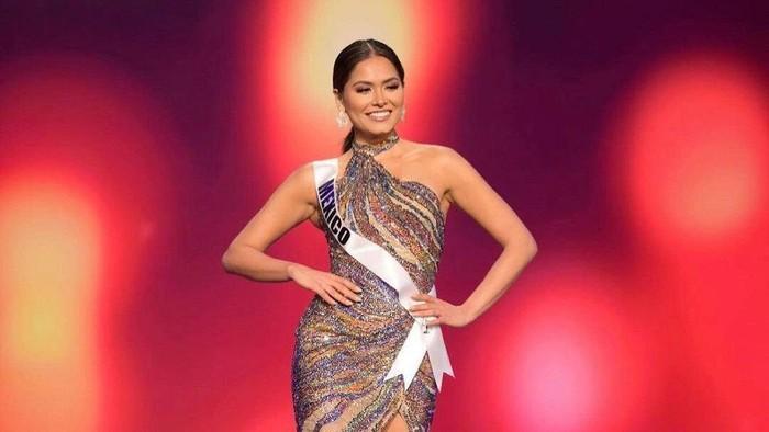 Andrea Meza dari Meksiko Raih Mahkota Miss Universe 2020