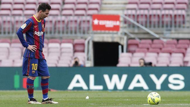 Klasemen Liga Spanyol masih dikuasai Atletico Madrid di pekan ke-37 La Liga, sementara Real Madrid dan Barcelona mengekor.