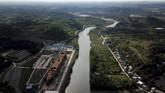 Pengusaha di China membangun replika Kapal Titanic yang akan menjadi destinasi wisata baru di Provinsi Sichuan.
