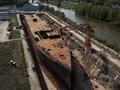 FOTO: Replika Titanic 'Made in China'