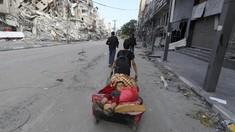 FOTO: Bocah Gaza Terhimpit Perang dan Penjajahan
