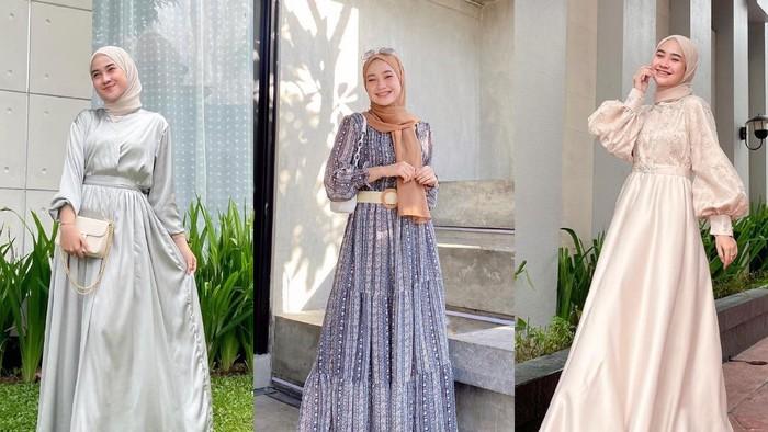 8 Inspirasi Dress Cantik dan Modern ala Selebgram Ini Kirana