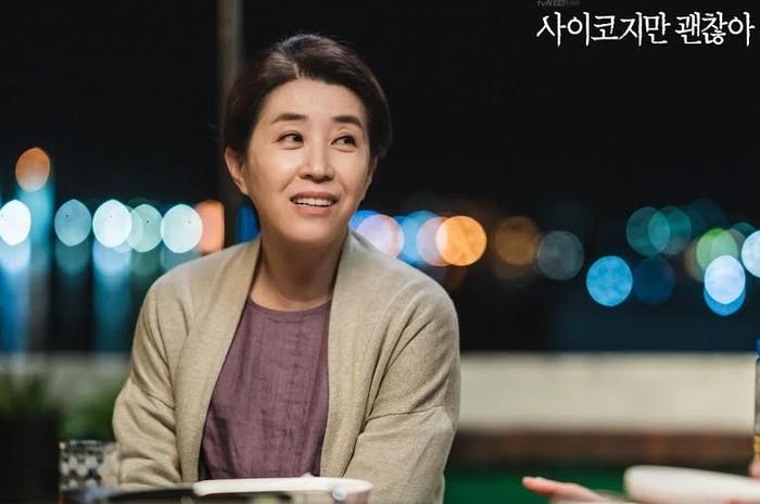 Kim Mi Kyung, si tokoh ibu yang punya karakter kuat di banyak judul drama Korea, ternyata sudah eksis di layar kaca sejak tahun 80-an, loh! / foto: instagram.com/tvndrama.official