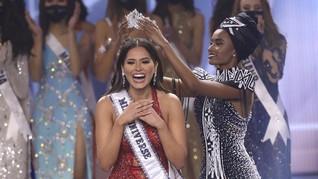 FOTO: Berkenalan dengan Andrea Meza, Juara Miss Universe 2020