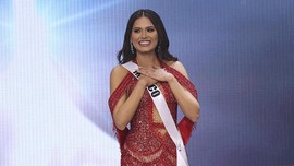 Andrea Meza, 'Ratu Sejagad' Pemenang Miss Universe 2020