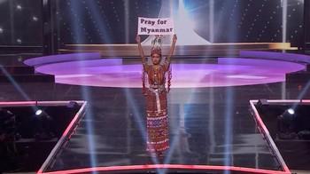 Perjuangan Miss Myanmar:Kehilangan Koper hingga Kritik Kudeta