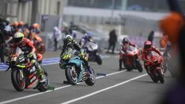 FOTO: Potret Terbaik Drama MotoGP Prancis 2021