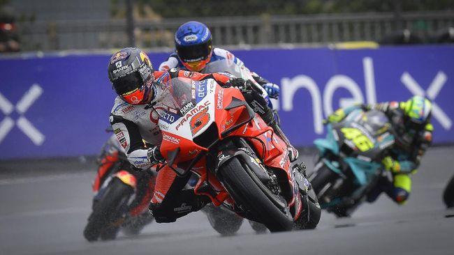 Balapan MotoGP Jerman 2021 akan berlangsung di Sirkuit Sachsenring, Minggu (20/6). Berikut prediksi MotoGP Jerman 2021.