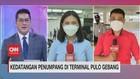 VIDEO: Pantauan Arus Kedatangan Penumpang