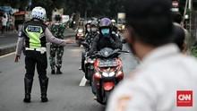 7.899 Kendaraan Dicegah Masuk Yogya saat Larangan Mudik