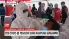 VIDEO: Tes Covid-19 Pemudik dari Kampung Halaman