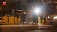 VIDEO: Israel Pasang Barikade di Sheikh Jarrah Palestina