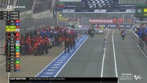 VIDEO: Detik-detik Quartararo Salah Garasi di MotoGP Prancis