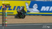 VIDEO: Insiden Morbidelli di MotoGP Prancis 2021