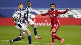 Salah Terpilih Jadi Pemain Terbaik Liverpool Musim Ini