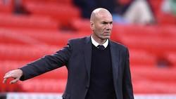 Zidane Bantah Sudah Berpamitan ke Skuad Real Madrid