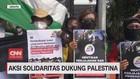 VIDEO: Aksi Solidaritas Dukung Palestina