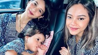 <p>Setelah 10 tahun bercerai dari Wina Natalia, Wishnutama menikah dengan Gista Putri pada 2015. Pernikahan ketiga ini baru dikaruniai seorang putri bernama Salima Putri Tama, yang lahir pada 15 November 2019. (Foto: Instagram @wishnutama)</p>