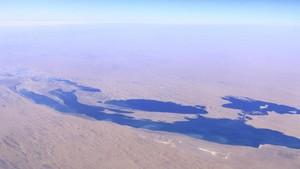 Aral Sea, Danau Tanpa Air dan Pulau Virus Bikinan Soviet