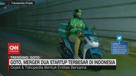 VIDEO: GOTO, Merger Dua Startup Terbesar di Indonesia